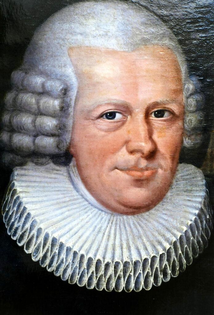 Porträt Georg Friedrich Herzog nach der Konservierung und Restaurierung